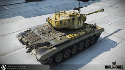 WoT M46 Patton KR コリアンパットン 006