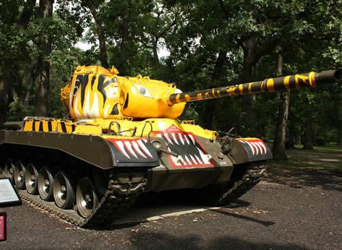 写真 M46 Patton KR コリアンパットン 007