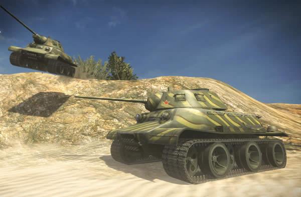 WoT MT-25 ソ連 軽戦車