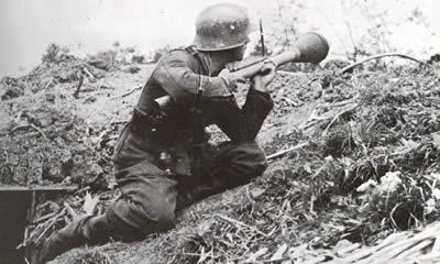 ドイツ 対戦車武器 パンツァーファウスト