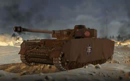 War Thunder 4号戦車 ガルパン あんこう仕様 サムネイル