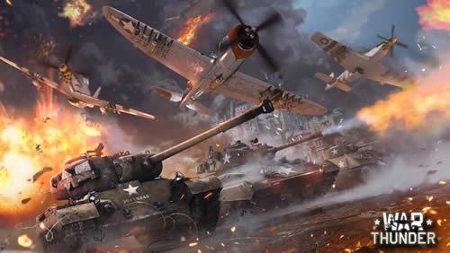 War Thunder 画像