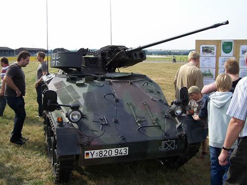 Wiesel ヴィーゼル (空挺戦闘車) サムネイル 20mm
