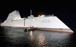 アメリカ ズムウォルト級ミサイル駆逐艦 サムネイル