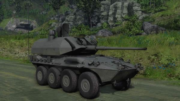 Armored Warfare B1 DRACO