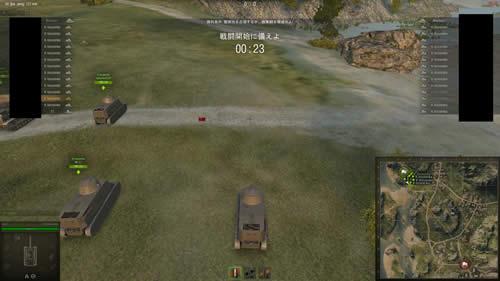 WoT Tier1戦場 チェコだらけやん