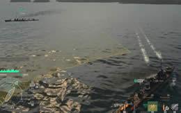 WoWS 味方に向かって魚雷を打つな 002WoWS 味方に向かって魚雷を打つな タイトル サムネイル