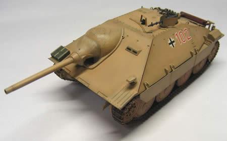 ドイツ駆逐戦車 ヘッツァー