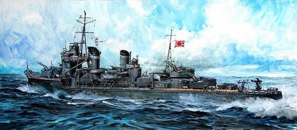 日本駆逐艦 陽炎型