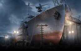 WoWS 日本駆逐艦 神風 サムネイル