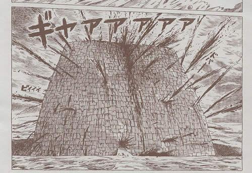 風の谷のナウシカ コミック版 墓所 002