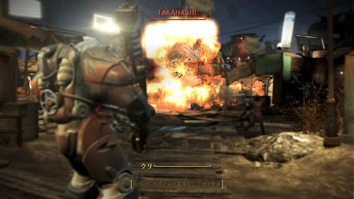Fallout4 TAKAHASHIに核攻撃 008