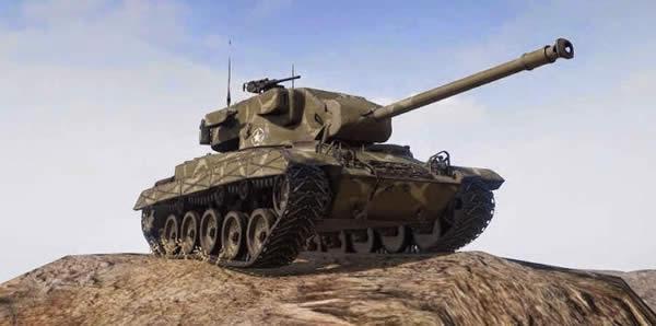 WoT アメリカ 軽戦車 T37
