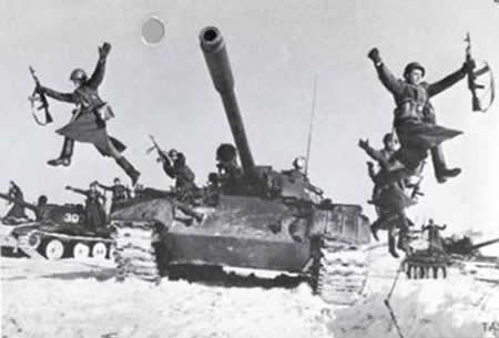 ソ連 タンクデサント&飛び降り