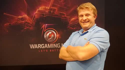 WG CEO Victor Kislyi