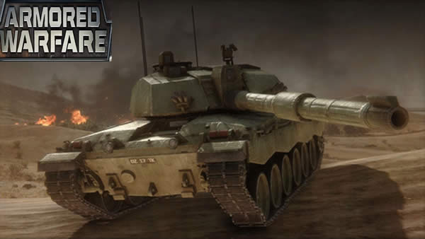 Armored Warfare MBT
