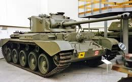 イギリス コメット巡航戦車 サムネイル