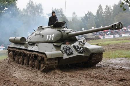 ソ連 重戦車 IS-3