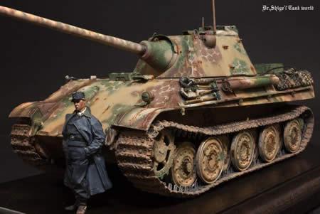 ドイツ 中戦車 パンターF型