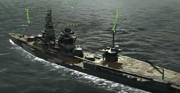 Steel Ocean 日本 航空戦艦 伊勢 ise BBV