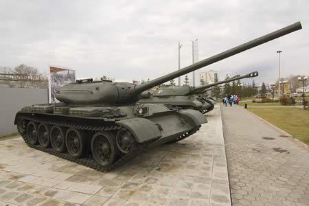 ソ連 戦車 T-54(1946年)