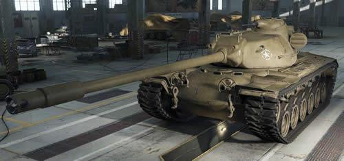 WoT アメリカ Tier10 重戦車 T110E5