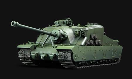 イギリス トータス 重突撃戦車