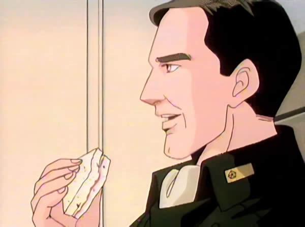 銀河英雄伝説 自由惑星同盟 チュン・ウー・チェン