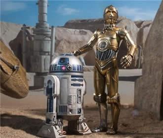 スターウォーズ R2-D2 C3-PO