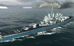 WoWS アメリカ 巡洋艦 クリーブランド サムネイル