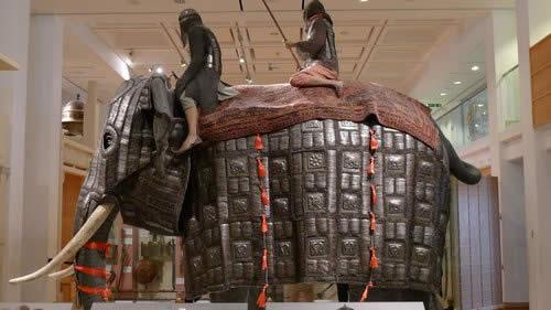 インド 戦象鎧