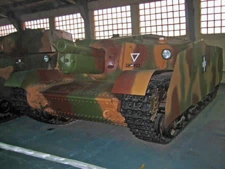 ハンガリー 自走砲 40/43MズリーニィII