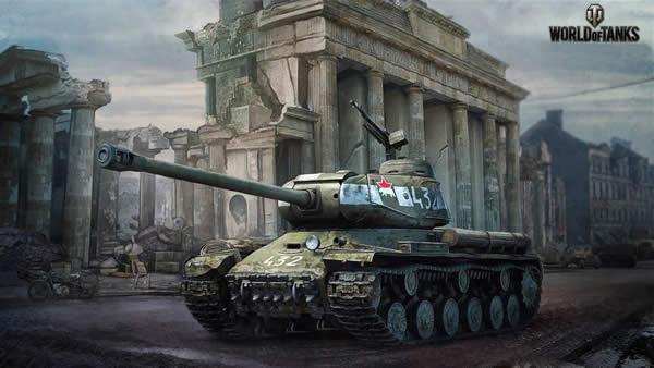 WoT ソ連 Tier7 課金重戦車 IS-2
