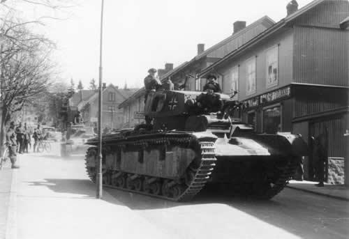 ドイツ 多砲塔戦車 NbFz