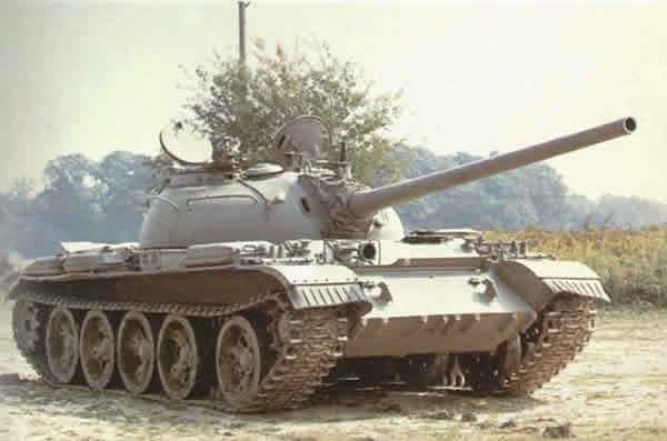 ソ連 T-54