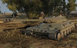 WoT ソ連 Tier8 課金重戦車 IS-6 サムネイル