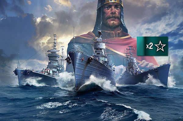 WoWS ソ連 巡洋艦とおっさん