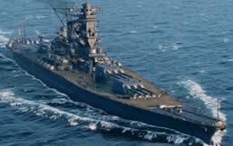 WoWS 日本 Tier10 戦艦 大和 サムネイル