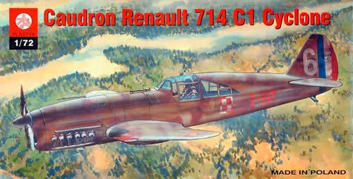 戦闘機 CR.714 C1 Cyclone