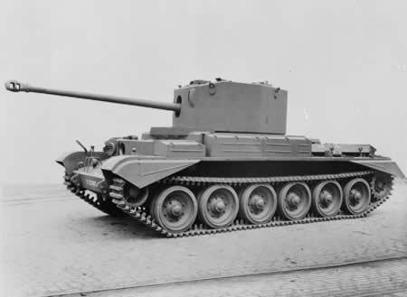 イギリス チャレンジャー巡航戦車