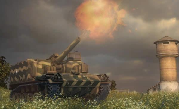 WoT アメリカ Tier6 自走砲 M44