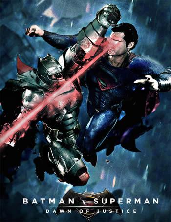 映画 バットマンVSスーパーマン