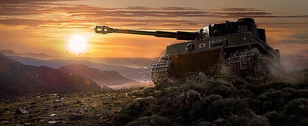 WoT 日虎 Heavy Tank No.VI 日本 Tier6 課金重戦車