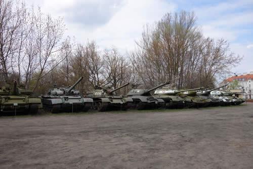 ポーランド軍事技術博物館 オペちゃん 02