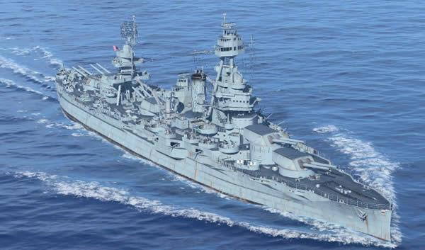 WoWS アメリカ Tier5 課金戦艦 テキサス