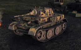 ドイツ Tier4 軽戦車 ルクス サムネイル
