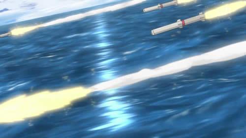 はいふり ハイスクール・フリート 噴進魚雷 02