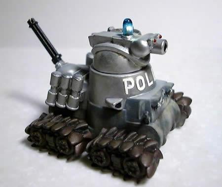 ドミニオン ボナパルト 戦車
