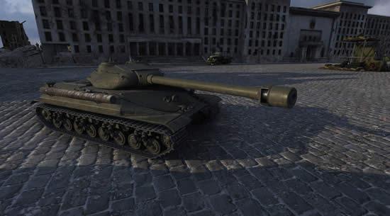 WoT ソ連 新型戦車 IS-03 試作型? 02