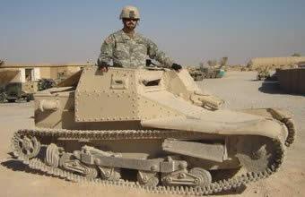 CV33 アメリカ軍 イラクで発掘